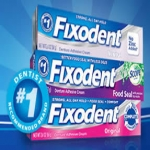 Fixodent Sample And $1 Off Coupon – Fb