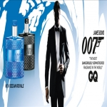James Bond 007 Fragrance Sample