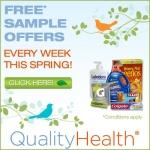 Spring Healthy Samples