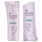 Clear Scalp And Hair Shampoo And Conditioner Sample