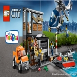 Lego City Fathers Day Event Saturday!