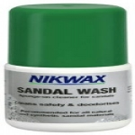 Nikwax Sandal Wash Sample.