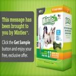 Minties Dog Treats Sample