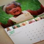 America World Adoption Calendar