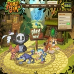 National Geographic animal Jam Online Game For Kids