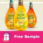Garnier Fructis Marvelous Oil Sample