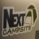 Nextcampsite Stickers