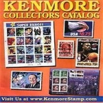 Kenmore Stamp Collectors Catalog