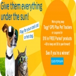 Purina Paw It Forward Instant Win Game