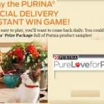 Purina Special Delivery Instant Win