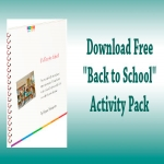 Downloadable back To School Activity Pack