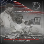 2015 National Powmia Recognition Day Poster