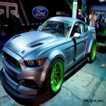 Monster Rehab Chance To Win A 2015 Ford Mustang Rtr Spec 1