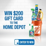 Sc Johnson Home Depot Sweepstakes