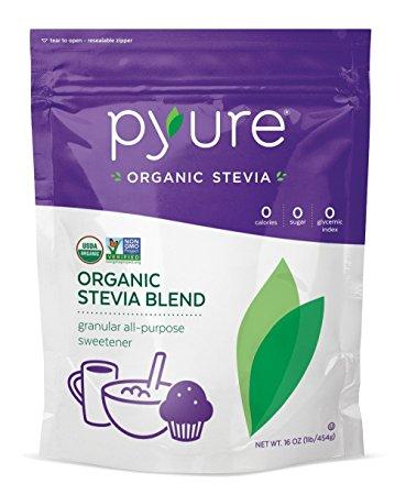 Pyure Premium Organic Stevia Samples