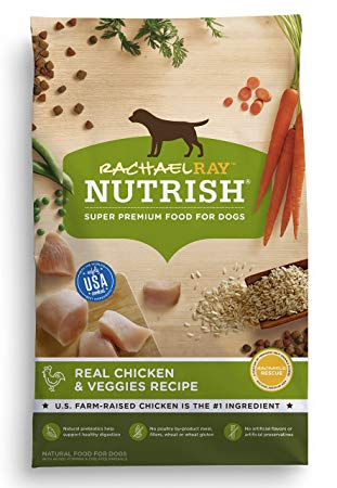 Rachael Ray Nutrish Pet Food