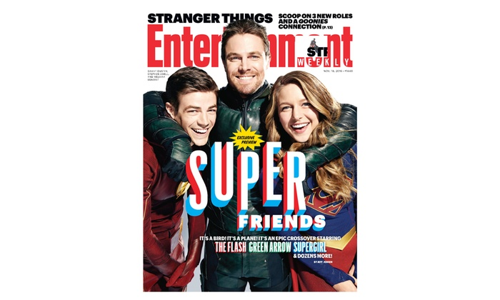 Subscription To Entertainment Weekly